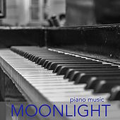 Moonlight - Original Classical Piano Bar Music Masterpieces for Relaxation, Deep Meditation, Sleep and Piano Spa Academy by Oscar Jenkins