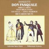 Donizetti - Don Pasquale by Riccardo Muti