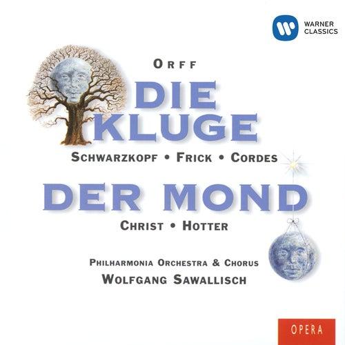 Orff: Die Kluge & Der Mond by Various Artists