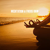 Meditation & Focus Rain by Various Artists
