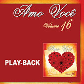 Amo Você Vol.16 - Playback von Various Artists