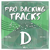Pro Backing Tracks D, Vol.6 by Pop Music Workshop
