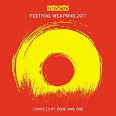 Intacto Festival Weapons 2017 - Compiled by 2000 and One by Various Artists