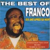 The Best Of, Vol. 1 (Dix ans après sa mort) by Franco