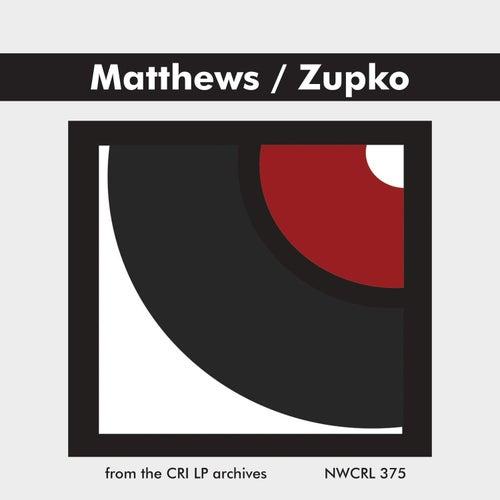 William Matthews, Ramon Zupko by Various Artists