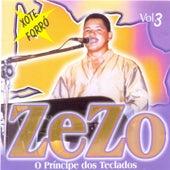 Xote Forró, Vol. 3 (O Príncipe dos Teclados) von Zezo