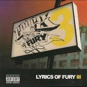Lyrics of Fury III by Various Artists