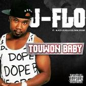 Touwon Baby (feat. Black lG, Killa Kid, Trini & Spider) by J-Flo
