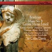 Bruckner: Mass No.3 von Sir Colin Davis