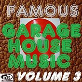 Famous Garage House Music, Vol. 3 de Various Artists