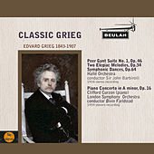 Classic Grieg by Various Artists