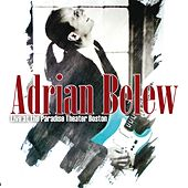 Live at the Paradise Theater ,Boston MA - July 18th 1989 de Adrian Belew