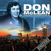 Live in an NY City Studio 25 Jan '82 de Don McLean