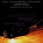 Mendelssohn: Violin Concerto, A Midsummer Night's Dream by Royal Philharmonic Orchestra