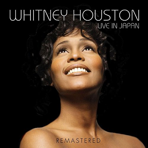 Live in Japan - Remastered von Whitney Houston