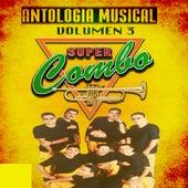 Antologia Musical, Volumen 3 de Supercombo