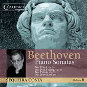 Beethoven: Piano Sonatas, Vol. 8 by Sequeira Costa
