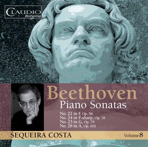 Beethoven: Piano Sonatas, Vol. 8 by Sequeira Costa