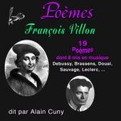 Poèmes: François Villon (19 poèmes, dont 8 en chanson) de Various Artists