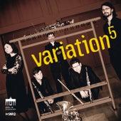 Variation5 by Magali Mosnier, Sebastian Manz, Ramón Ortega Quero, Marc Trénel