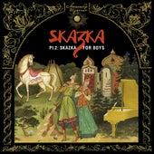 Alexander Shulgin's Diptych Skazka. Part 2. Skazka for boys by Gary Husband
