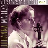 Milestones of a Legend - Johanna Martzy, Vol. 2 von Johanna Martzy