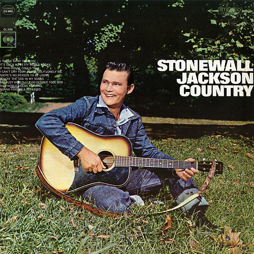 Stonewall Jackson Country by Stonewall Jackson