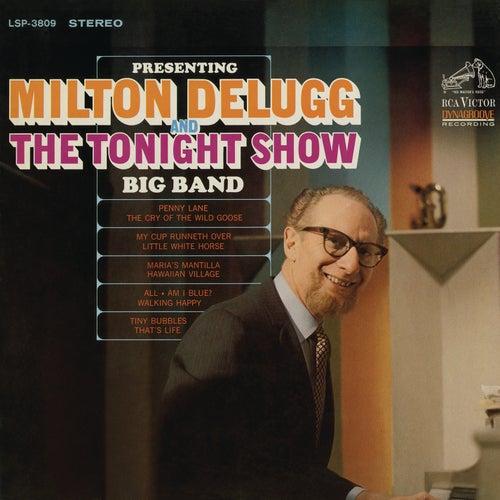 Presenting Milton Delugg and