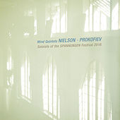 Nielsen & Prokofiev: Wind Quintets (Live) by Various Artists