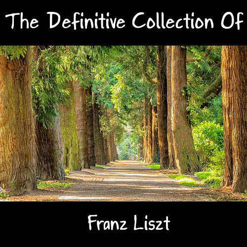 The Definitive Collection Of Franz Liszt by Franz Liszt