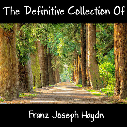 The Definitive Collection Of Franz Joseph Haydn by Anastasi