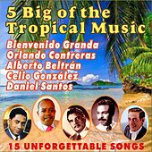 5 Big of the Tropical Music by Various Artists