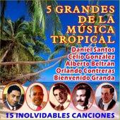 5 Grandes de la Música Tropical by Various Artists