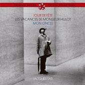 Jacques Tati: Jour de fête + Les vacances de Monsieur Hulot + Mon oncle (Original Soundtracks) [Bonus Track Version] by Various Artists