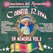 En Memoria, Vol.3 de Cornelio Reyna