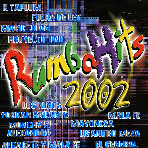 Rumba Hits von Various Artists