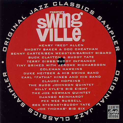 The Swingville Sampler by Various Artists