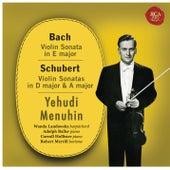 Yehudi Menuhin Plays Bach, Debussy, Schubert, Rachmaninoff and Händel by Various Artists