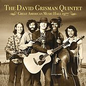 Great American Music Hall 1977 by David Grisman