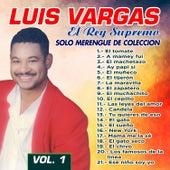Solo Merengue de Colección, Vol. 1 by Luis Vargas