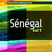Compilation Senegal, Vol. 1 de Various Artists