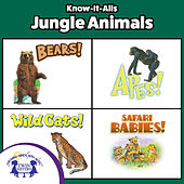 Know It All's Collection: Jungle Animals by Kim Mitzo Thompson