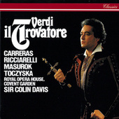 Verdi: Il Trovatore by Sir Colin Davis
