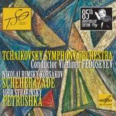 Vladimir Fedoseyev: Rimsky-Korsakov & Stravinsky (Live) by Various Artists
