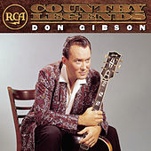 RCA Country Legends by Don Gibson