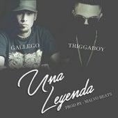 Una Leyenda (feat. Gallego) de Beto Jamil