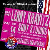 Legendary FM Broadcasts - Sony Studios Midtown Manhattan NYC 14th March 1994 von Lenny Kravitz