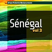 Compilation Senegal, Vol. 3 de Various Artists