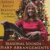 Seasonal Sounds (Harp Arrangements) by Barbra Bailey Bradley