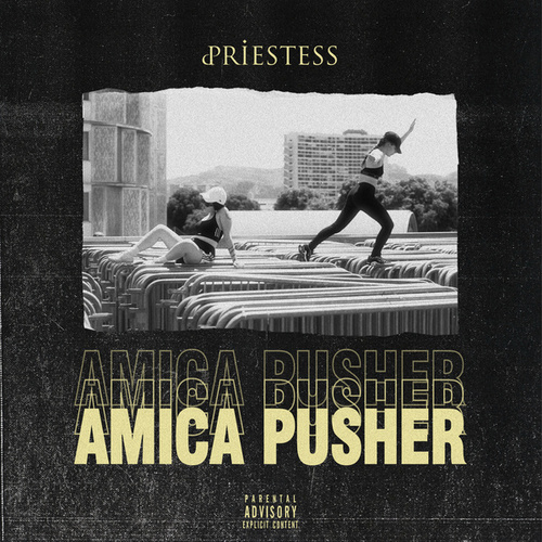 Amica Pusher by Priestess